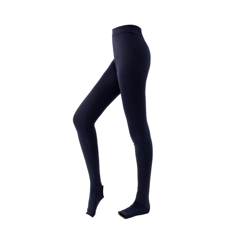 Women's Sunscreen Lightweight Feet Cover Legging UPF50+