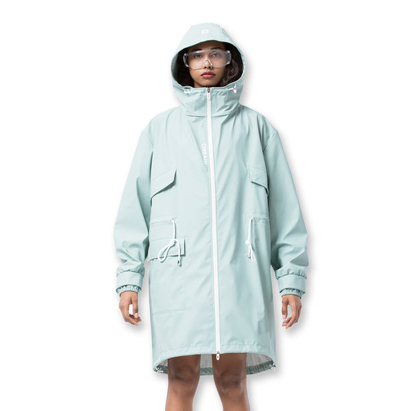 Women's Lightweight Sunscreen  Splash-proof Trench Coat UPF50+