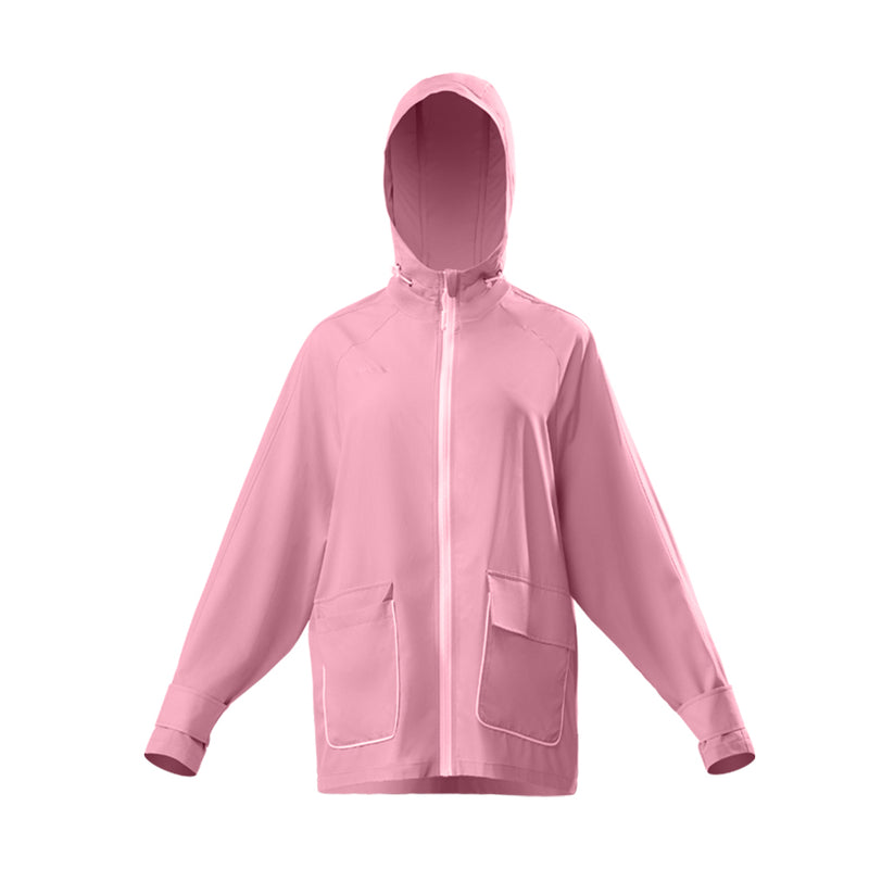 Pink Women's Outdoor Thin Sunprotection Hoodie UPF 50+
