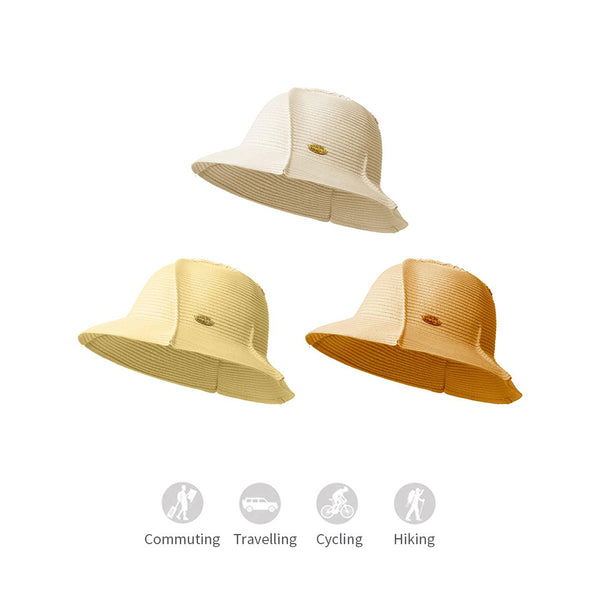 Kid's Fashion Sun-Protection Straw Hat UPF50+