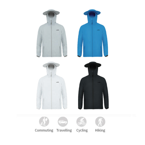 Men's Lightweight Fishing Sun-protective Hoodie UPF50+