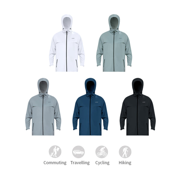 Men's Breathable Sunscreen Hoodie UPF50+