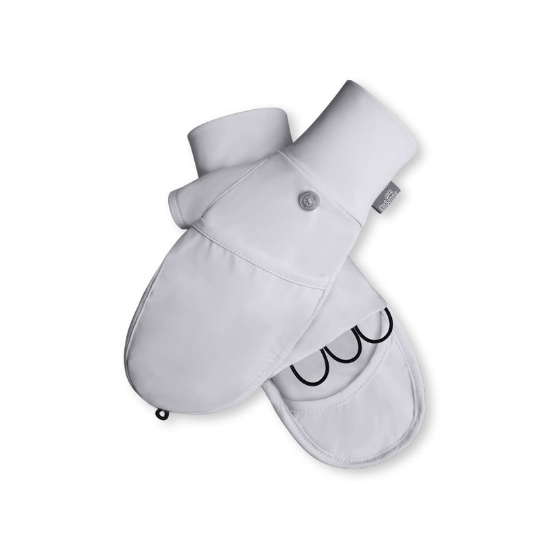Women's Fingerless Fold Sun Gloves UPF50+