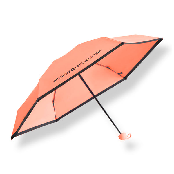 Lightweight Tiny Sun Protective Umbrella UPF50+