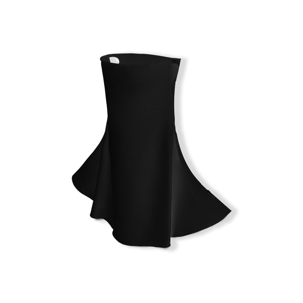 BLACK Neck Gaiter UPF50+