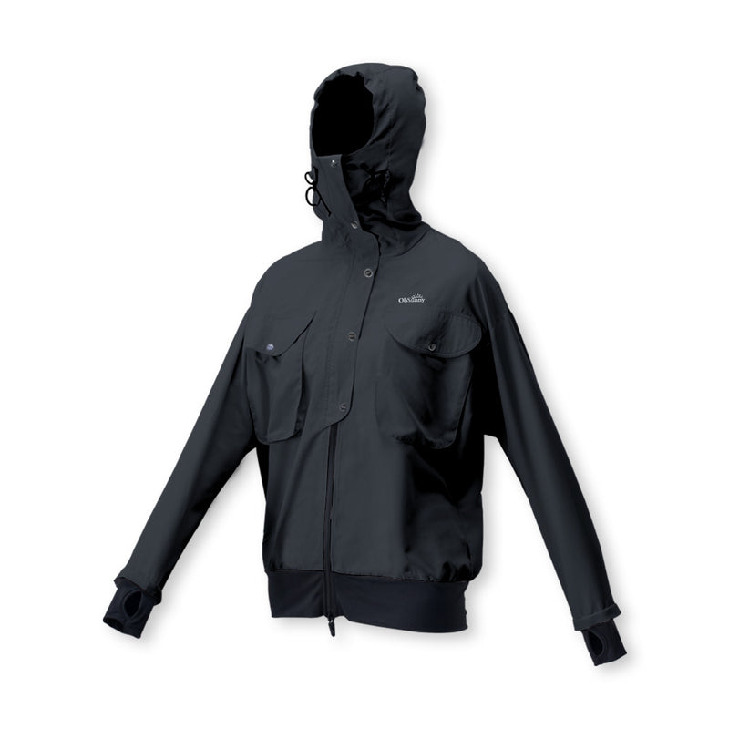 Women's Lightweight Chest Pocket Hoodie UPF50+