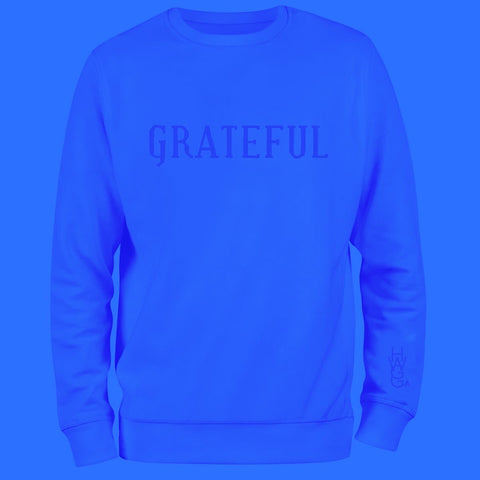 Premium Grateful Crewneck & Jogger Set