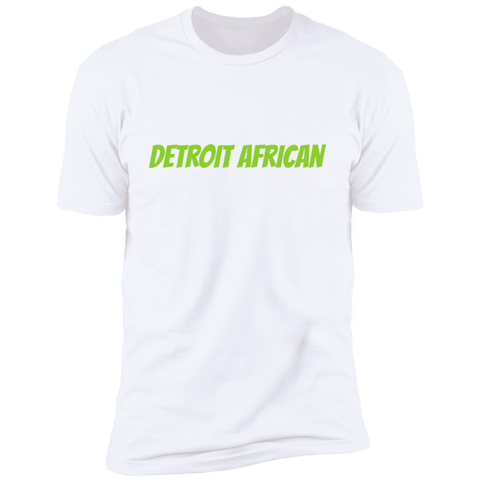 Image of Detroit African (Green)