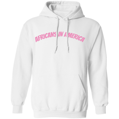 Image of Africans In America (Pink)