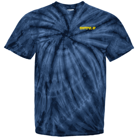 Grateful AF Tie-Dye (Yellow)