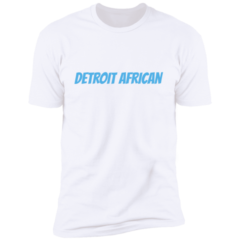Image of Detroit African (Turquoise)