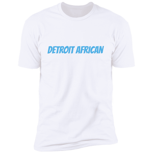 Detroit African (Turquoise)