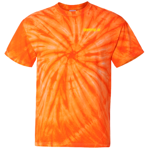 Image of Grateful AF Tie-Dye (Yellow)