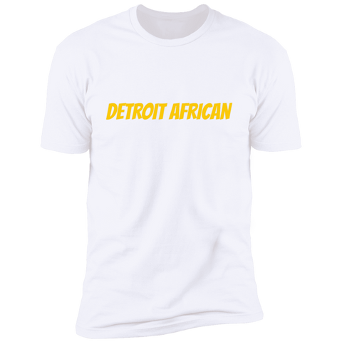 Detroit African (Yellow)