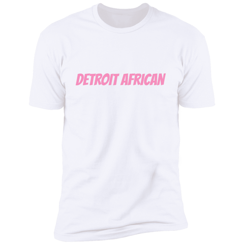 Image of Detroit African (Pink)