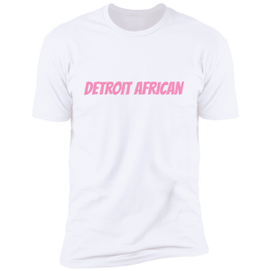 Detroit African (Pink)