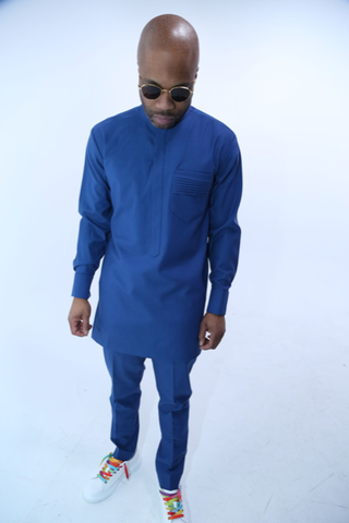 Custom African Suit (Long Sleeved)