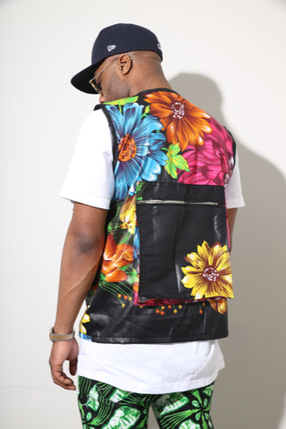 Image of Custom African Vest
