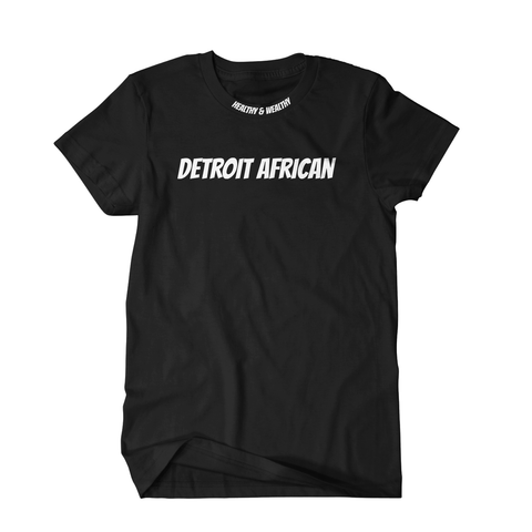 Image of Detroit African