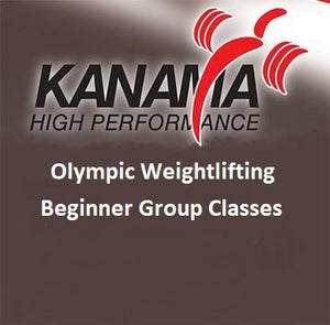 Kanama High Performance –  Olympic Weightlifting Class