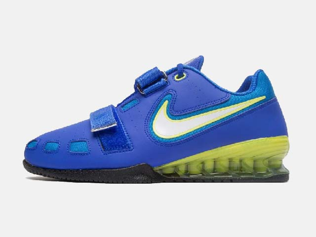 Nike Romaleos 2 Hyper Cobalt/ Electric Yellow-Black