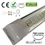 Integrated LED tube lights to replace your existing fluorescent fixtures, these comes with high lumen of white bridge light, these can be used to replace any 4ft light fixture. Cut your energy cost by half, You ca use walls, ceiling or display sign boards,grocery stores,C-stores, Gas stations , wear houses