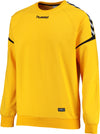 SUDADERA AUTH CHARGE COTTON HUMMEL