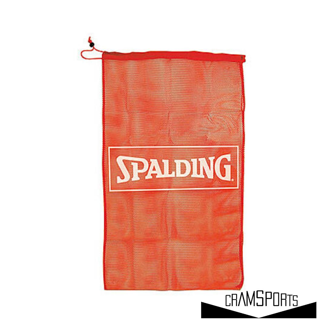 BASKETBALL MESH BAG SPALDING