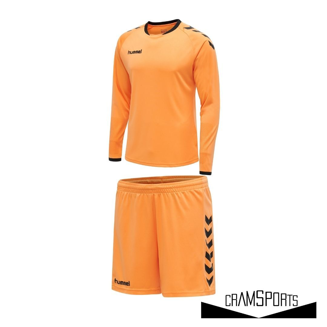 CORE GK SET NIÑO HUMMEL