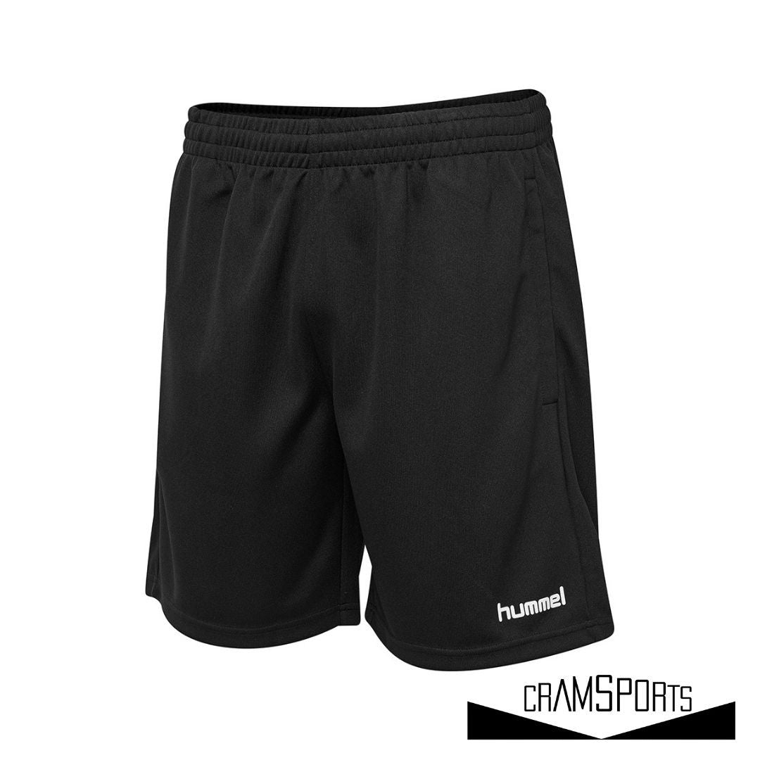 CORE POLY COACH SHORTS NIÑO HUMMEL