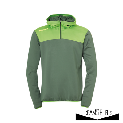 EMOTION 2.0 QUARTER ZIP HOODY KEMPA