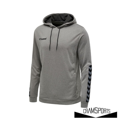 HMLAUTHENTIC POLY HOODIE HUMMEL