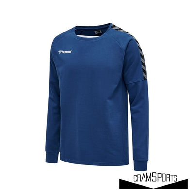 HMLAUTHENTIC TRAINING SWEAT  HUMMEL