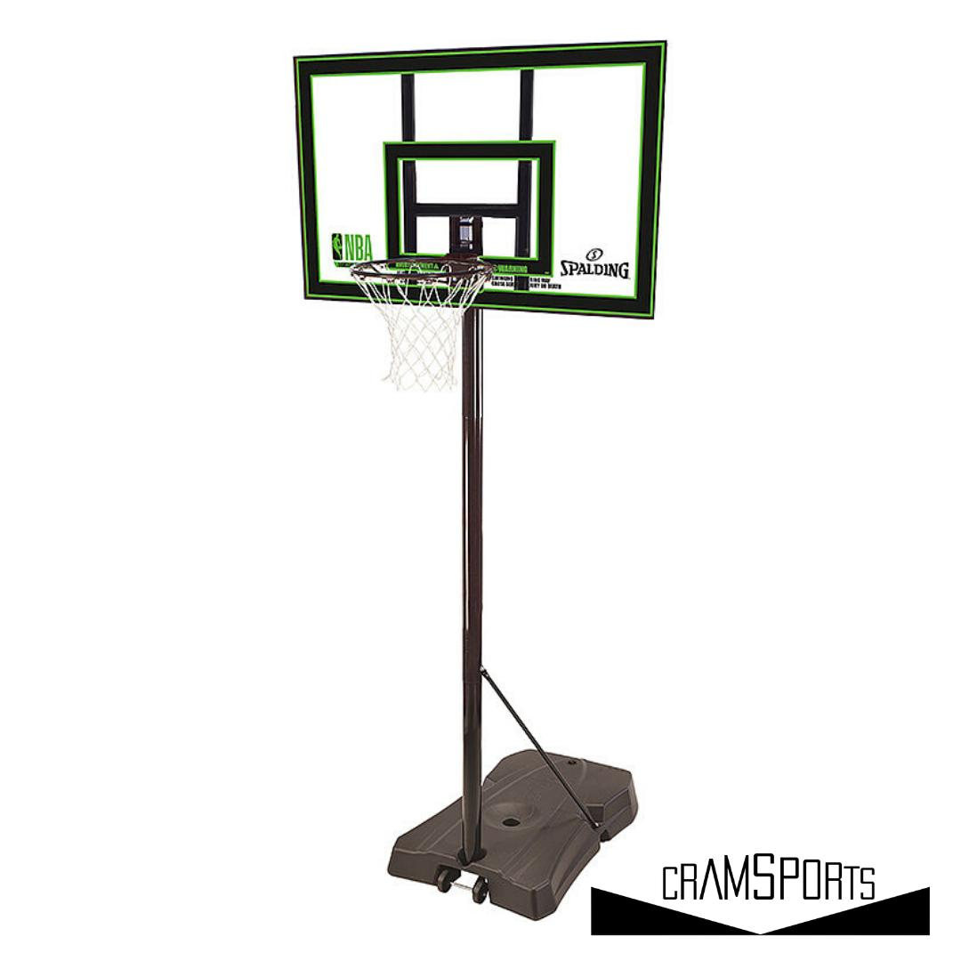 NBA HIGHLIGHT ACRYLIC PORTABLE SPALDING