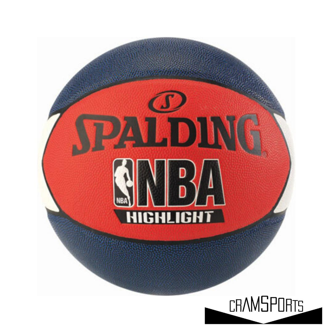 NBA HIGHLIGHT SPALDING