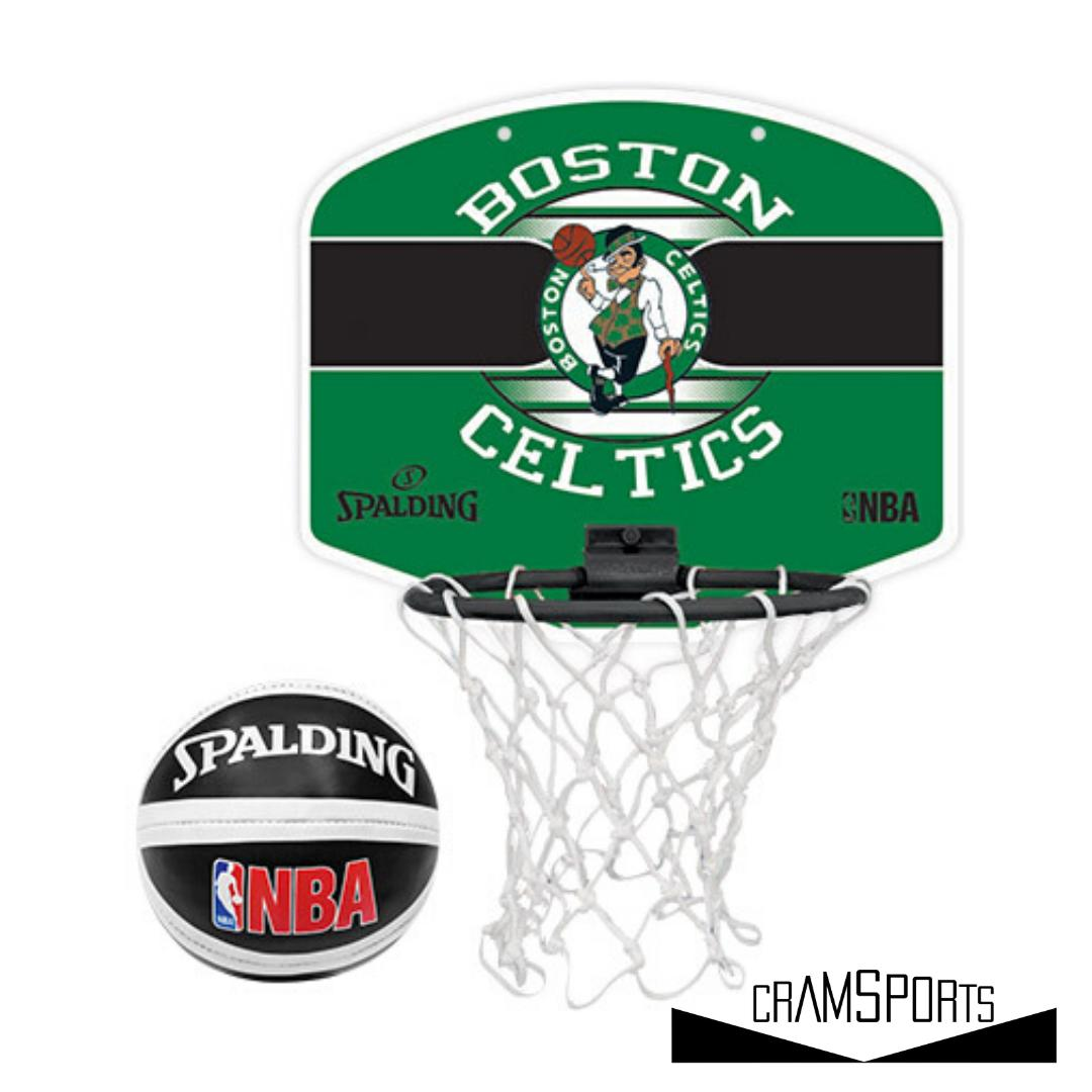 NBA MINIBOARD BOSTON CELTICS SPALDING