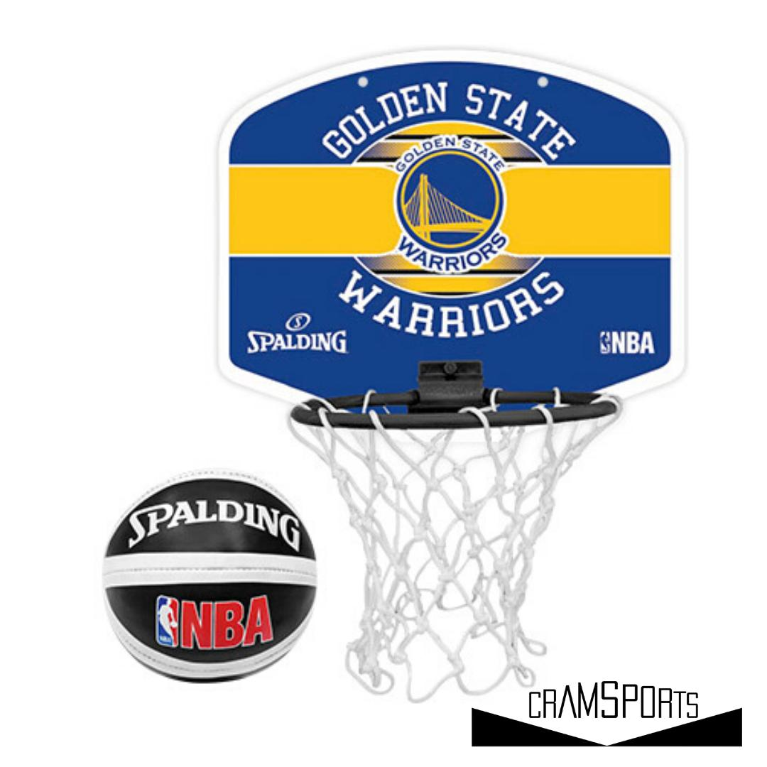 NBA MINIBOARD GOLDEN STATE WARRIORS SPALDING