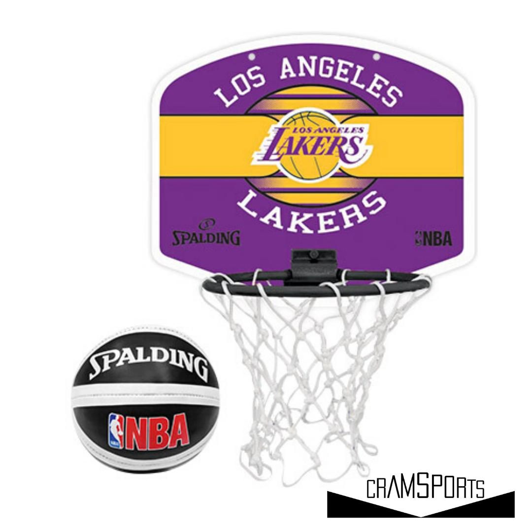 NBA MINIBOARD LA LAKERS SPALDING