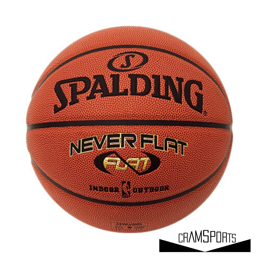NBA NEVERFLAT IN/OUT SPALDING