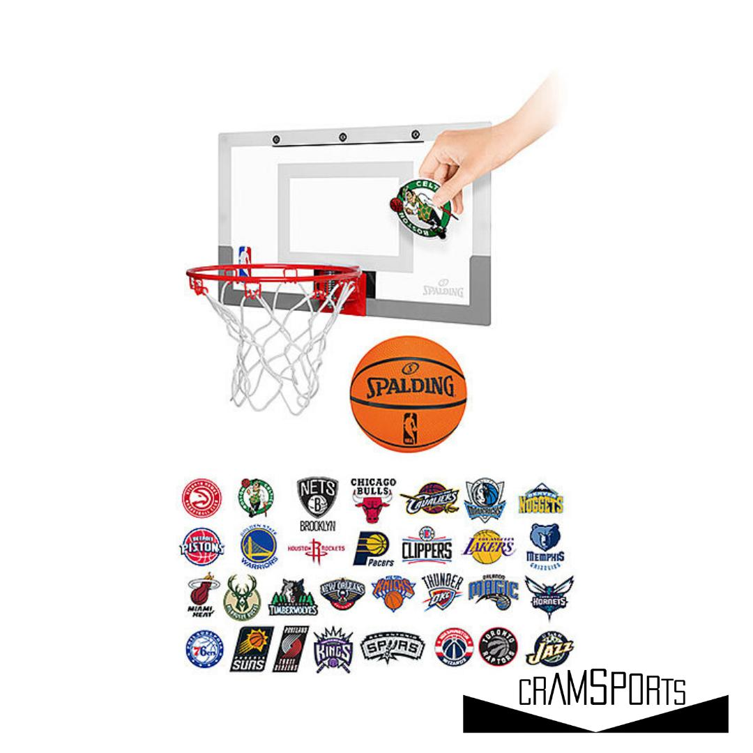 NBA SLAM JAM BOARD SPALDING