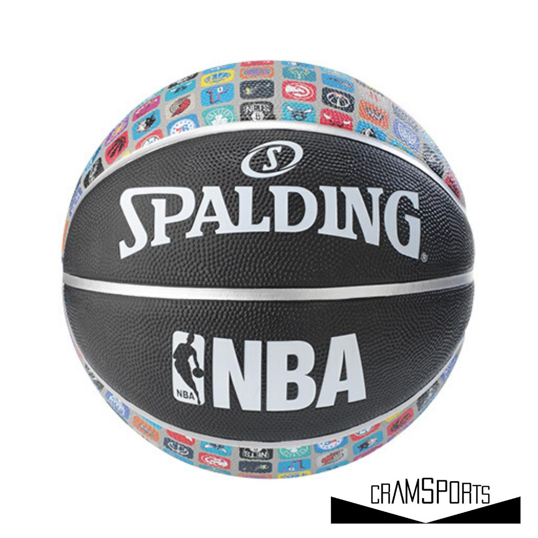NBA TEAM COLLECTION SPALDING