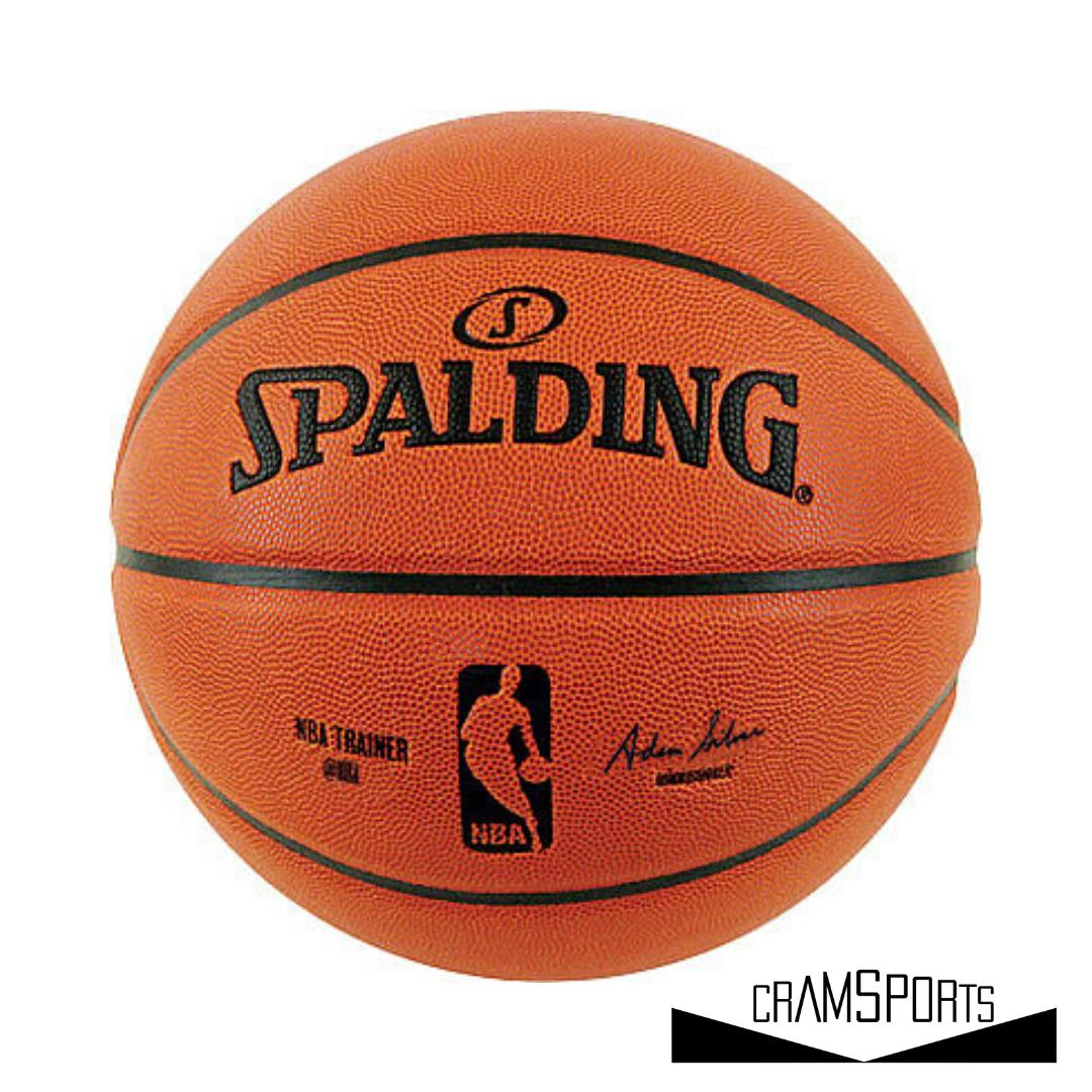 NBA TRAINER OVERSIZED SPALDING