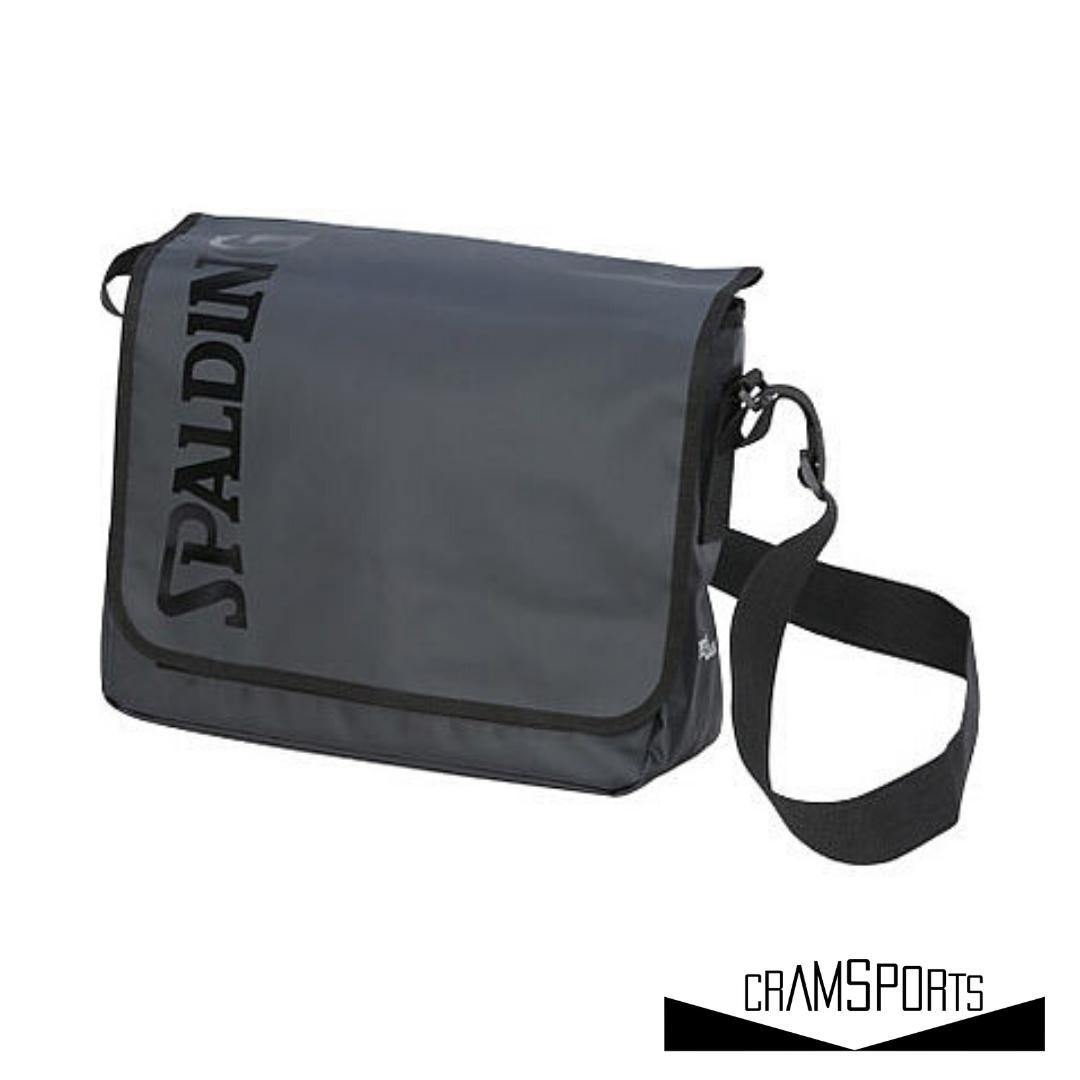 PREMIUM SPORTS MESSENGER BAG SPALDING