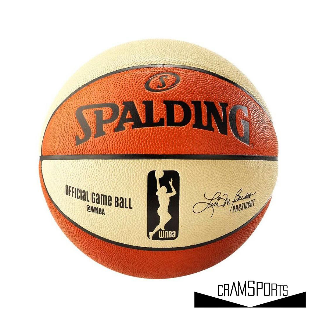 WNBA GAME BALL SPALDING