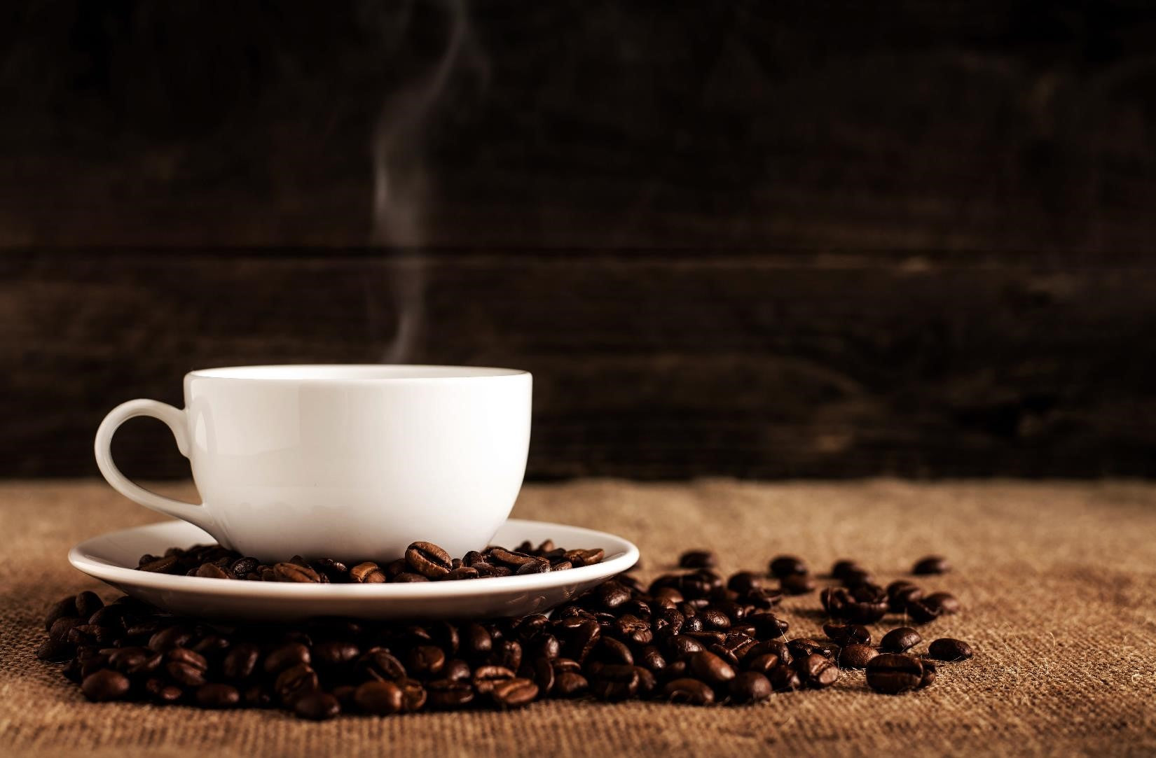 The half life of caffeine lasts for hours after your last drink