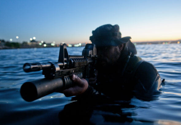 How do Navy SEALs handle 5 days and nights of Hell Week without sleep?