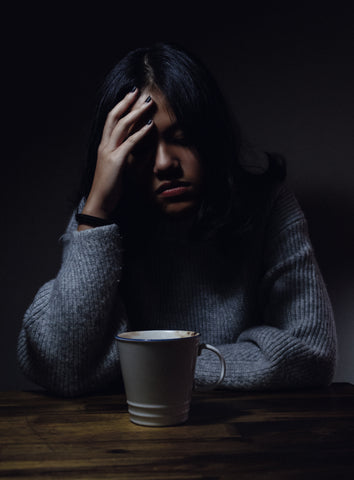 Depression and caffeine