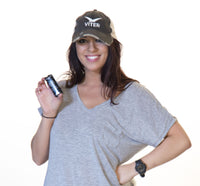 Viter Energy Mints Fly Trucker Hat