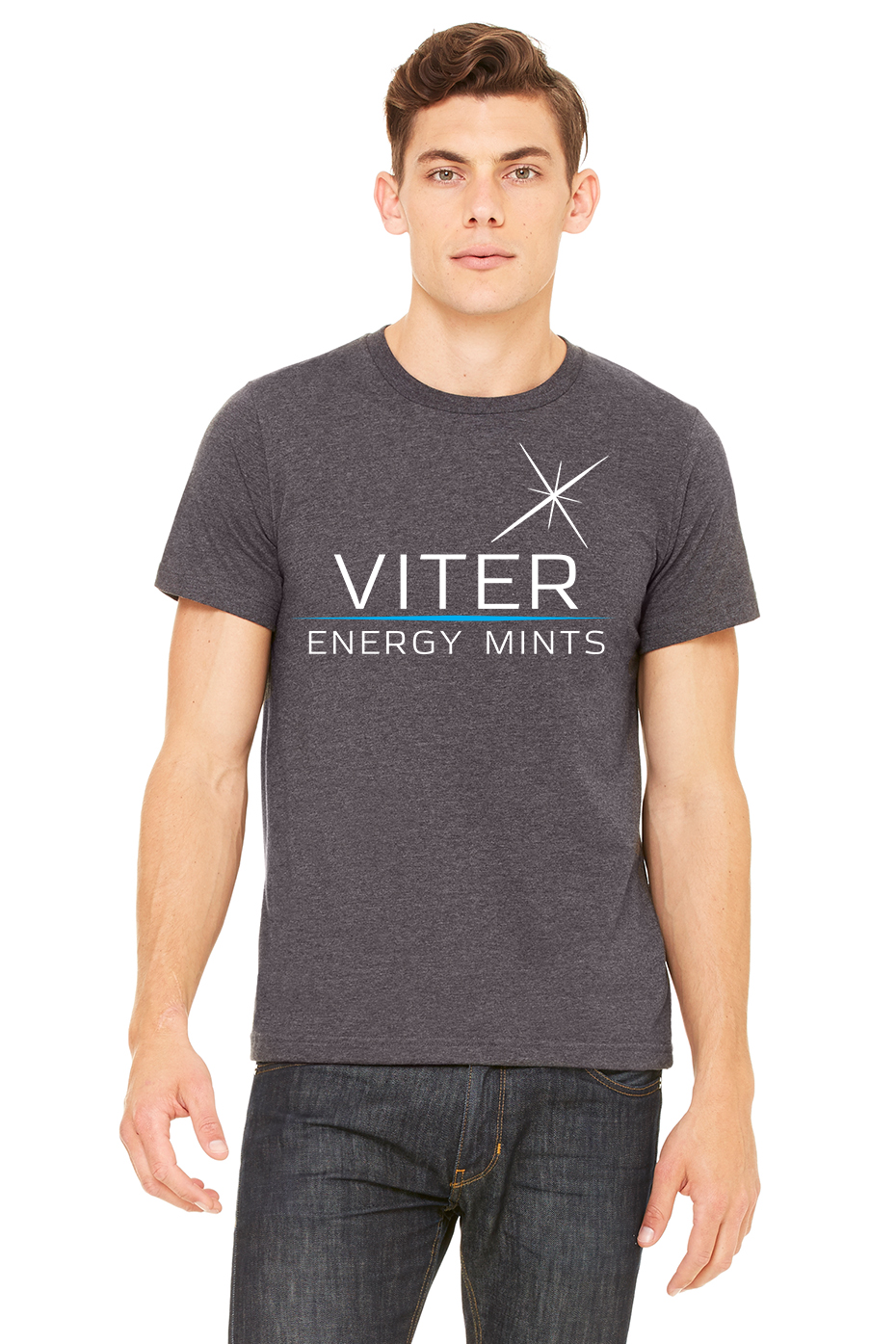 Viter Energy Mints Logo T-Shirt