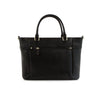 Spring Bliss East West Colour Block Tote - Black